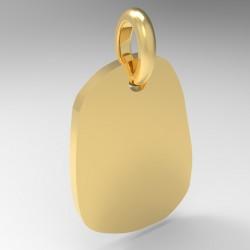 Médaille grand galet